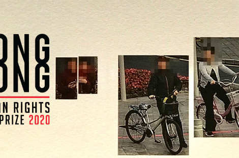 Hong Kong Human Rights Arts Prize 2020 exhibition: May 12-June 20