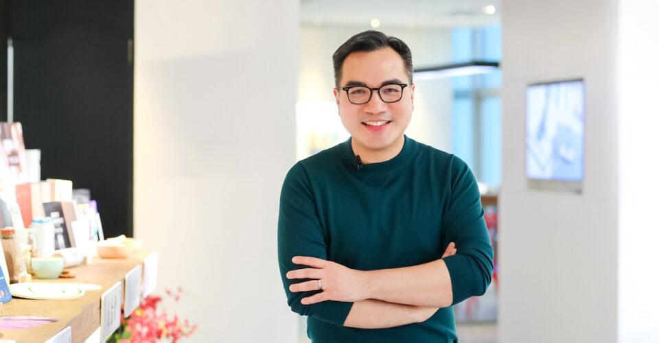 David Yeung of Green Monday