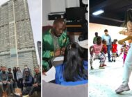 U.S. Race Relations Talks at Africa Center Hong Kong: June 7-August 23
