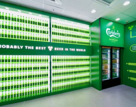 Spotlight: Quench Your Thirst At The 7-Eleven x Carlsberg Crossover Concept Store