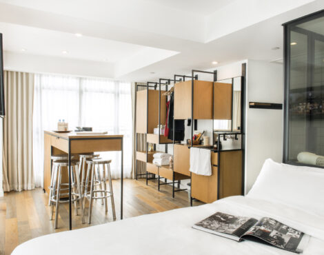 Residence G Hong Kong's Delicious Summer Staycation