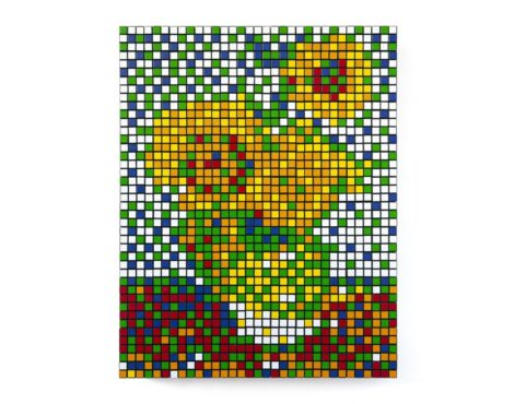 Invader exhibition at Over The Influence Gallery: July 10-August 8