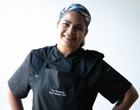 Dishin' the Dirt: The Bombay East Indian Girl on Career Swerves into the Kitchen