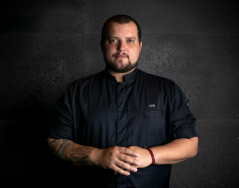 Dishin' the Dirt: Agustin Ferrando Balbi on the Blend of Influences at Ando