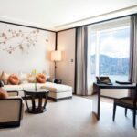 the Peninsula Hong Kong work from home package