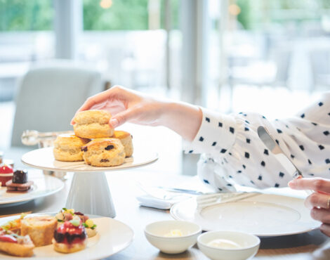 The St. Regis Hong Kong Afternoon Tea: Summer 2020