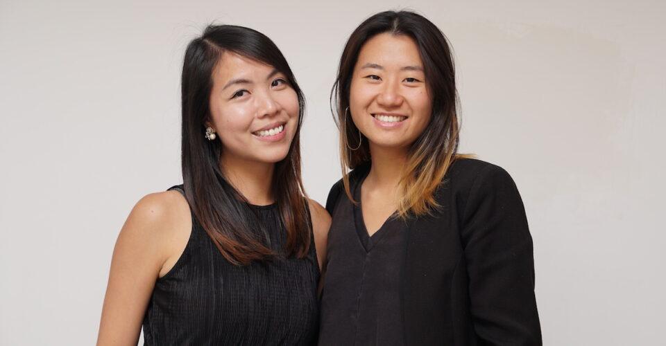 Cintia Nunes and Dorothy Lam of Dream Impact