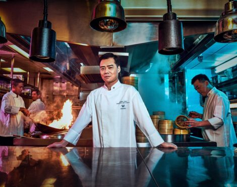 Dishin' the Dirt: Johnny Chan of Sing Yin Cantonese Dining