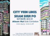 City Vein Lines Exhibition at Colour Brown x PHVLO HATCH: Until October 16