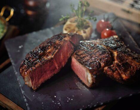 The Steak Room