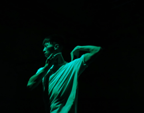 Ghost and John's Immersive Dance Show at the Goethe-Institut: October 16-17