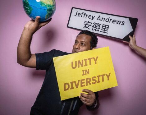 安德鲁谈成为首位竞选立法会议员的少数族裔