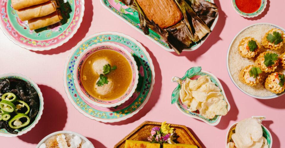 Bibi & Baba Food Spread