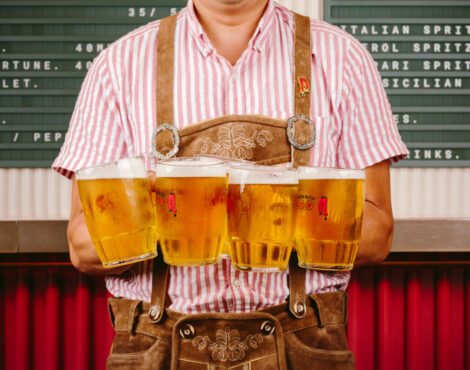 Prost! Enjoy an Authentic Oktoberfest at BaseHall: Oct 23-24