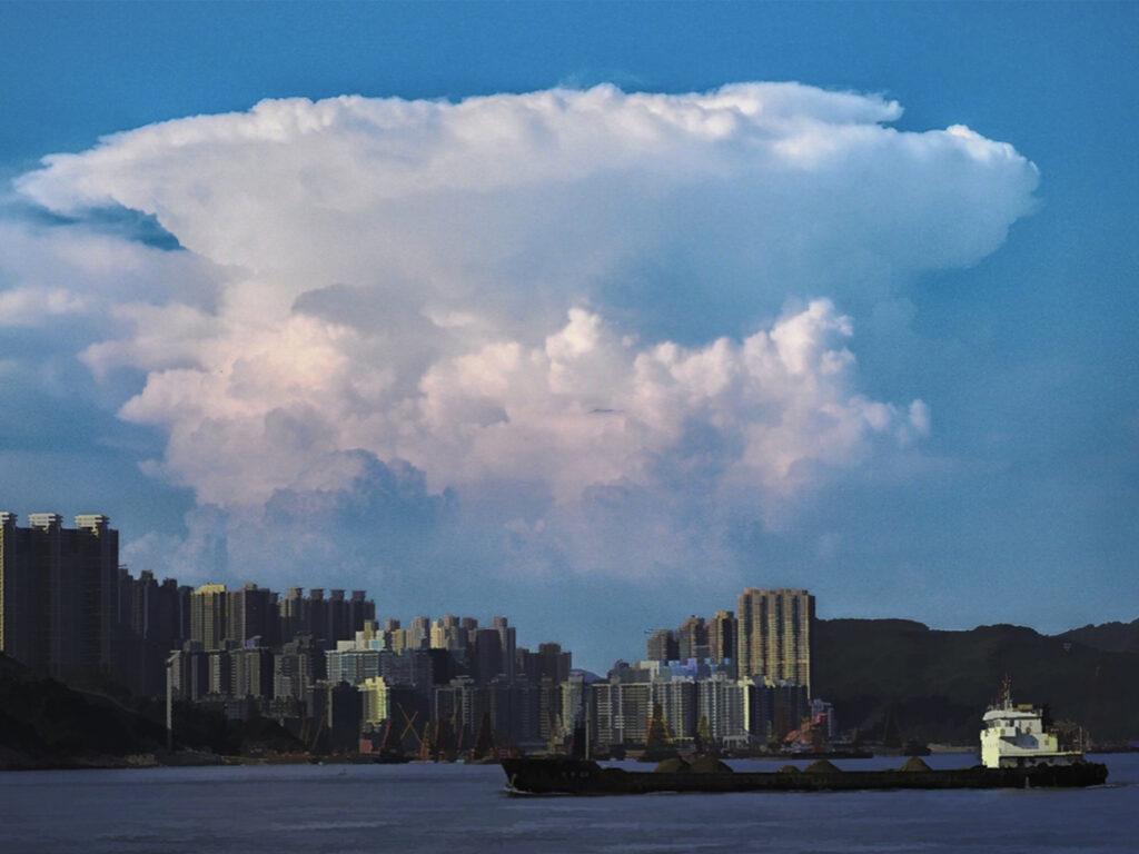Tseung Kwan o waterfront