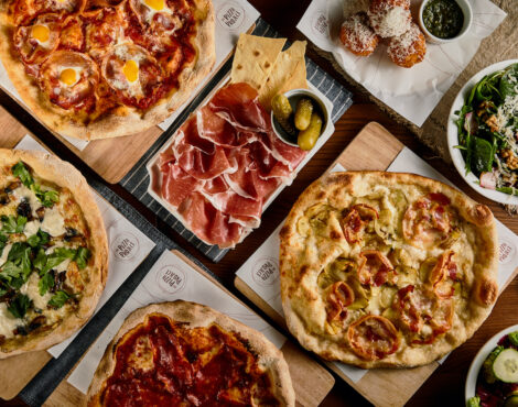 The Loop HK 30 Best Eats 2020 Best New Restaurant: The Pizza Project