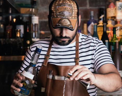 The Loop HK 30 Best Eats 2020 Best Mixologist: Jay Khan, COA