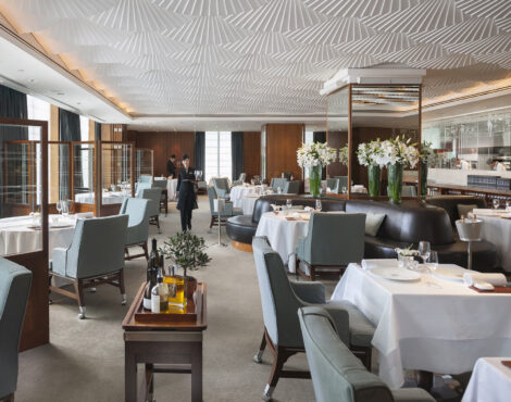 The Loop HK 30 Best Eats 2020 Best Staff / Service: The Mandarin Grill + Bar