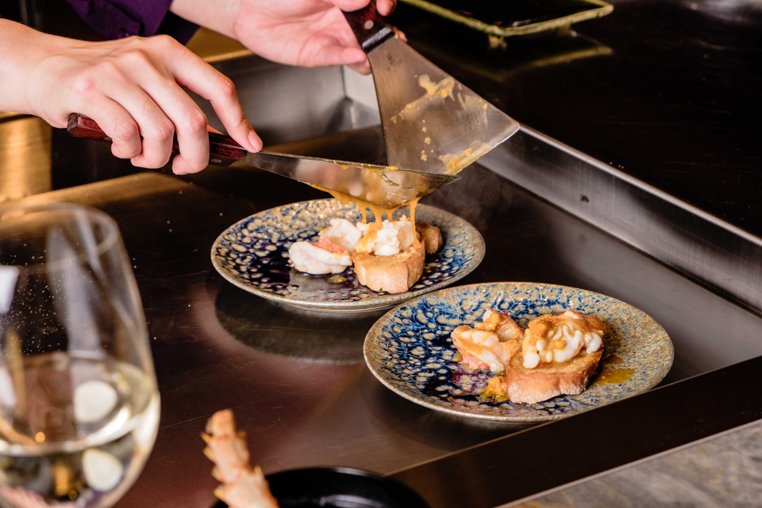 The Loop HK 30 Best Eats 2020 Best Dish (Individual): Lobster tail with coral butter, Crown Super Deluxe