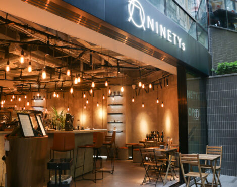 The Loop HK 30 Best Eats 2020 Best Cafe: Ninetys