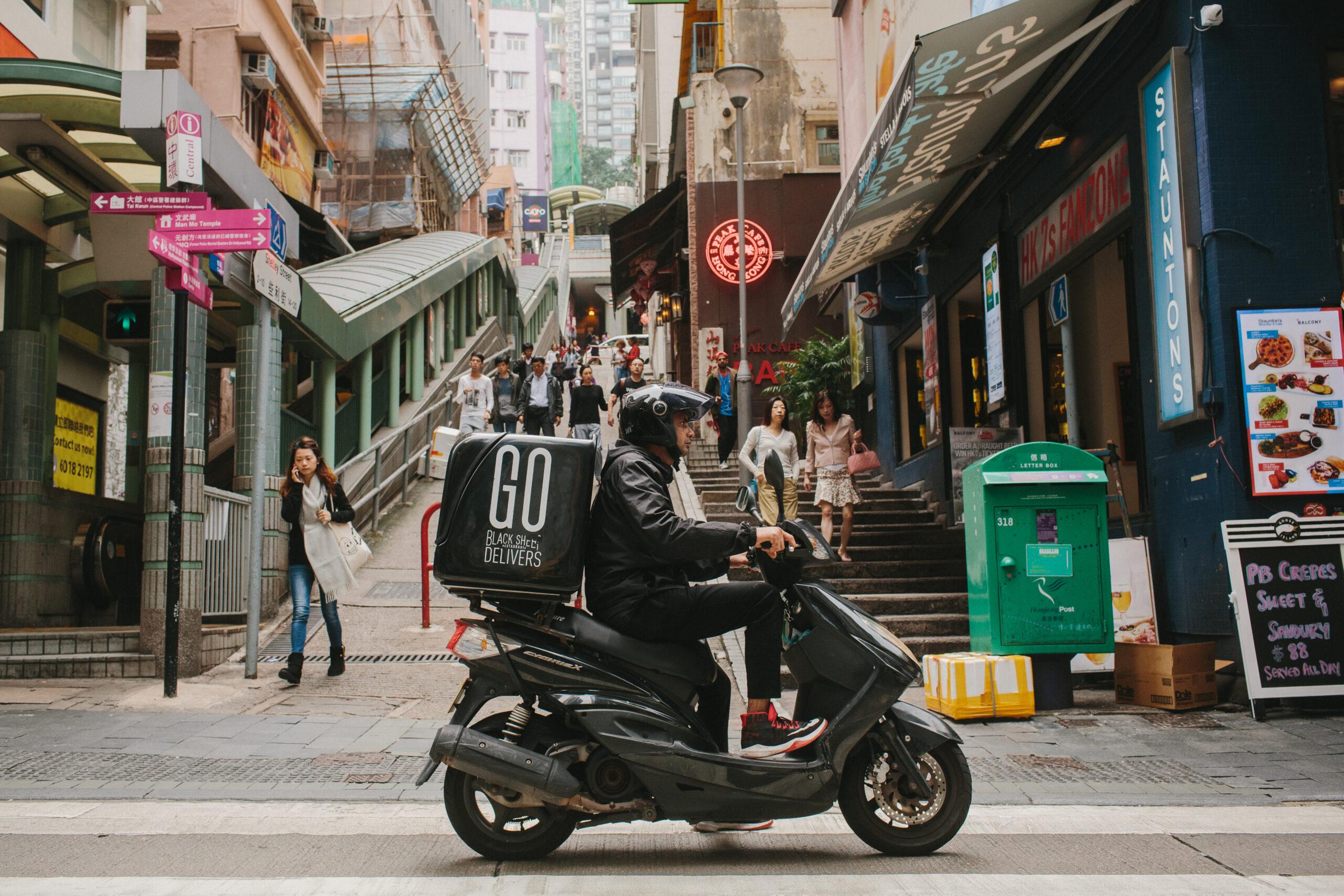 The Loop HK 30 Best Eats 2020 Best Takeaway / Delivery: Black Sheep Restaurants GO