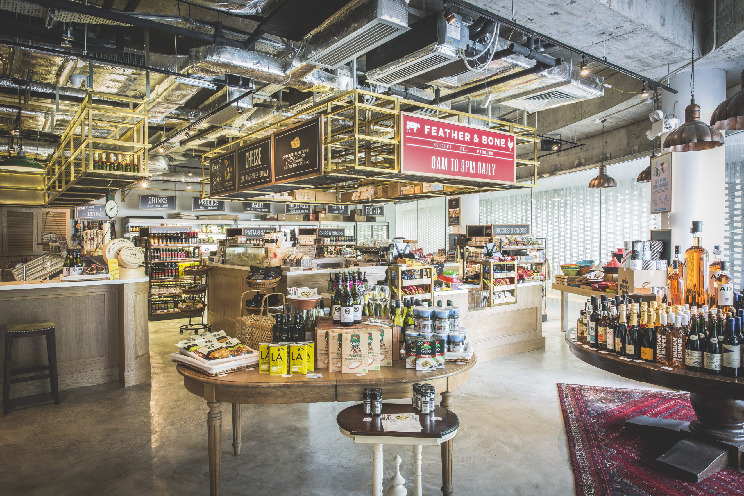 The Loop HK 30 Best Eats 2020 Best Boutique Grocery: Feather & Bone
