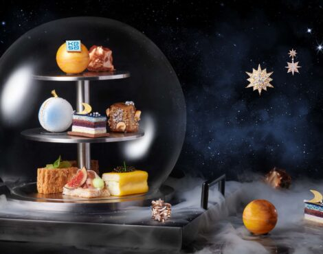 Mandarin Oriental Journey to Venus Afternoon Tea: Nov 1-30