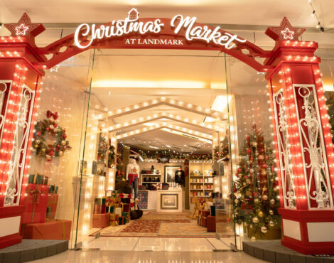 Landmark Christmas Market Offers Festive Cheer and Goodies: Nov 2-Dec 31