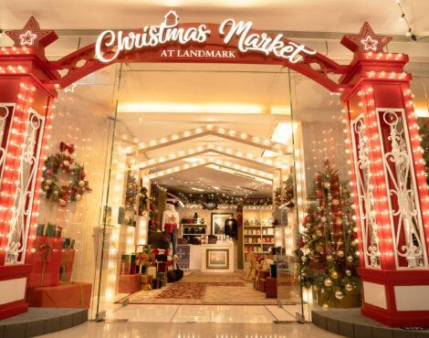Landmark Christmas Market Offers Festive Cheer and Goodies: Nov 2-Dec 31