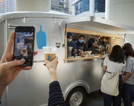 Tong Chong Street Market Returns with Blue Bottle Coffee Pop-Up Shop