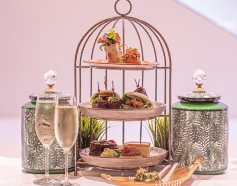 Monsoon Dishes Up Southeast Asian-Inspired Afternoon Tea at Elements