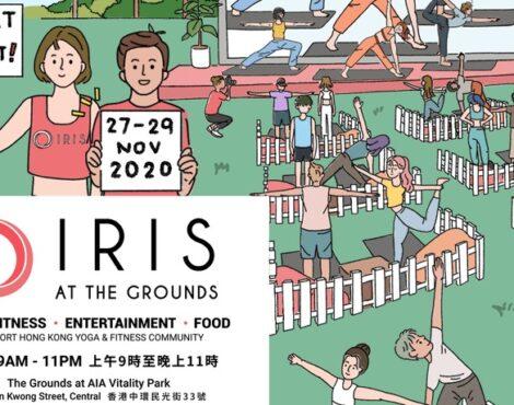 IRIS at The Grounds: November 27-29