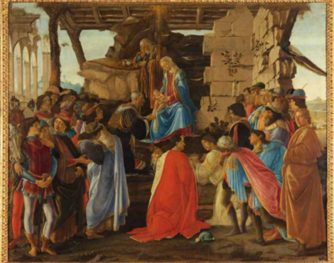 Botticelli and His Times at the Hong Kong Museum of Art: Through February 24