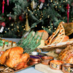 four seasons festive shop roast turkey takeaway