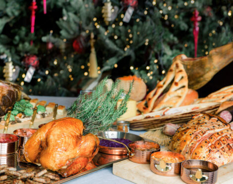 Four Seasons Launches Festive eShop Filled with Seasonal Delights