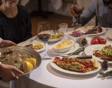 LPM Restaurant & Bar Offers Winter Dishes and Cocktail for the Holidays