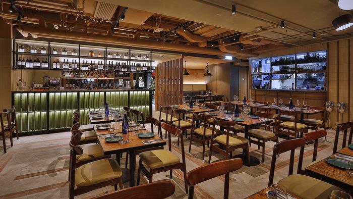 Etna main dining room