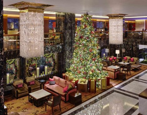 Mandarin Oriental Hong Kong Offers Festive Limited-Time Deals Online