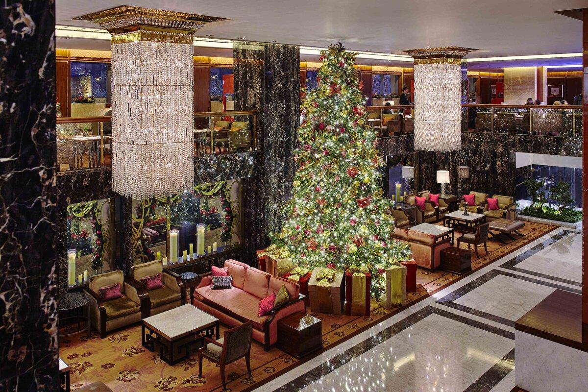 Mandarin Oriental Hong Kong festive offers