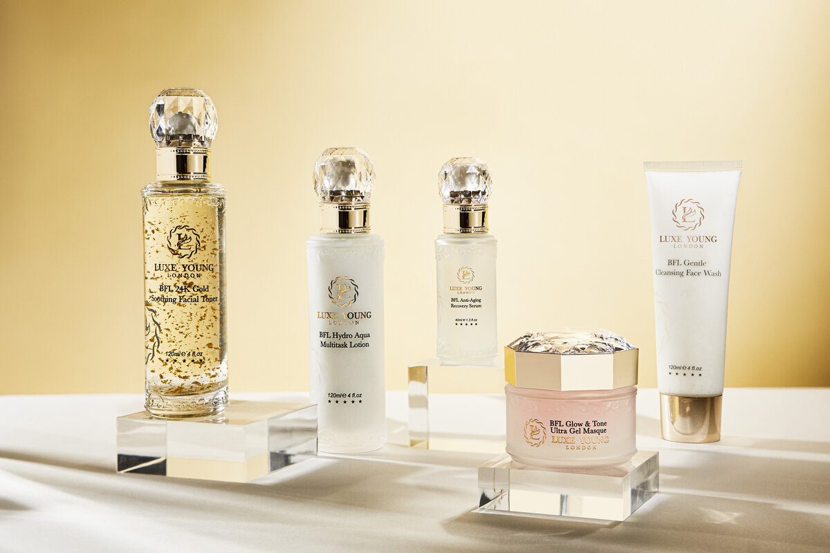luxe young skincare products