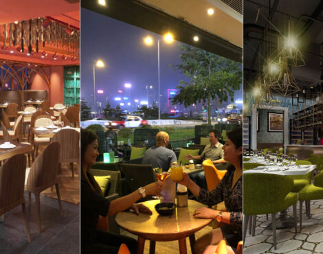 CHRISTMAS GIVEAWAYS DAY 3: Win Dining Vouchers from Mayfare Restaurants!
