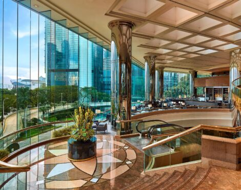 A Foodie Staycation at JW Marriott Hong Kong