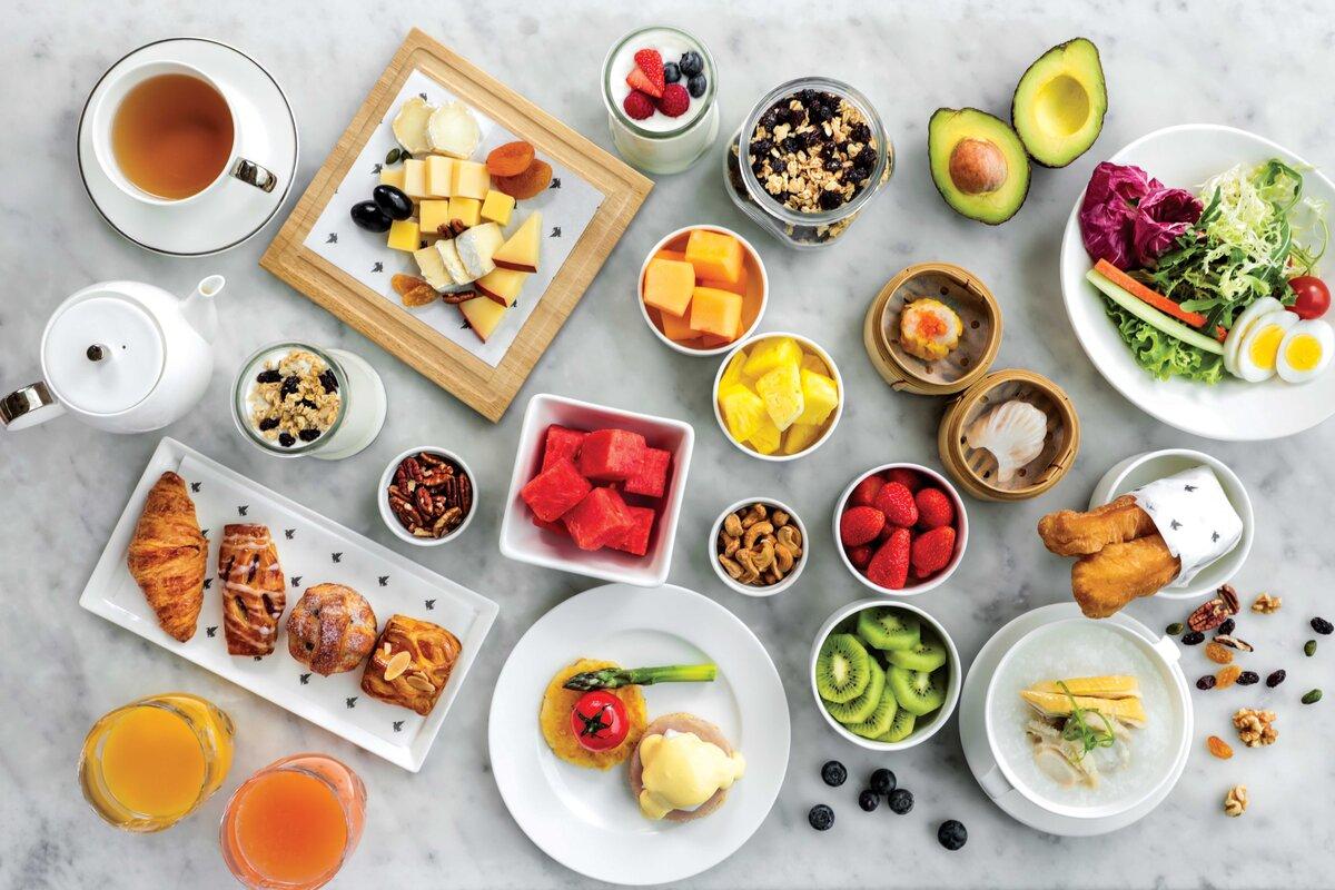 jw Marriott jw cafe breakfast buffet