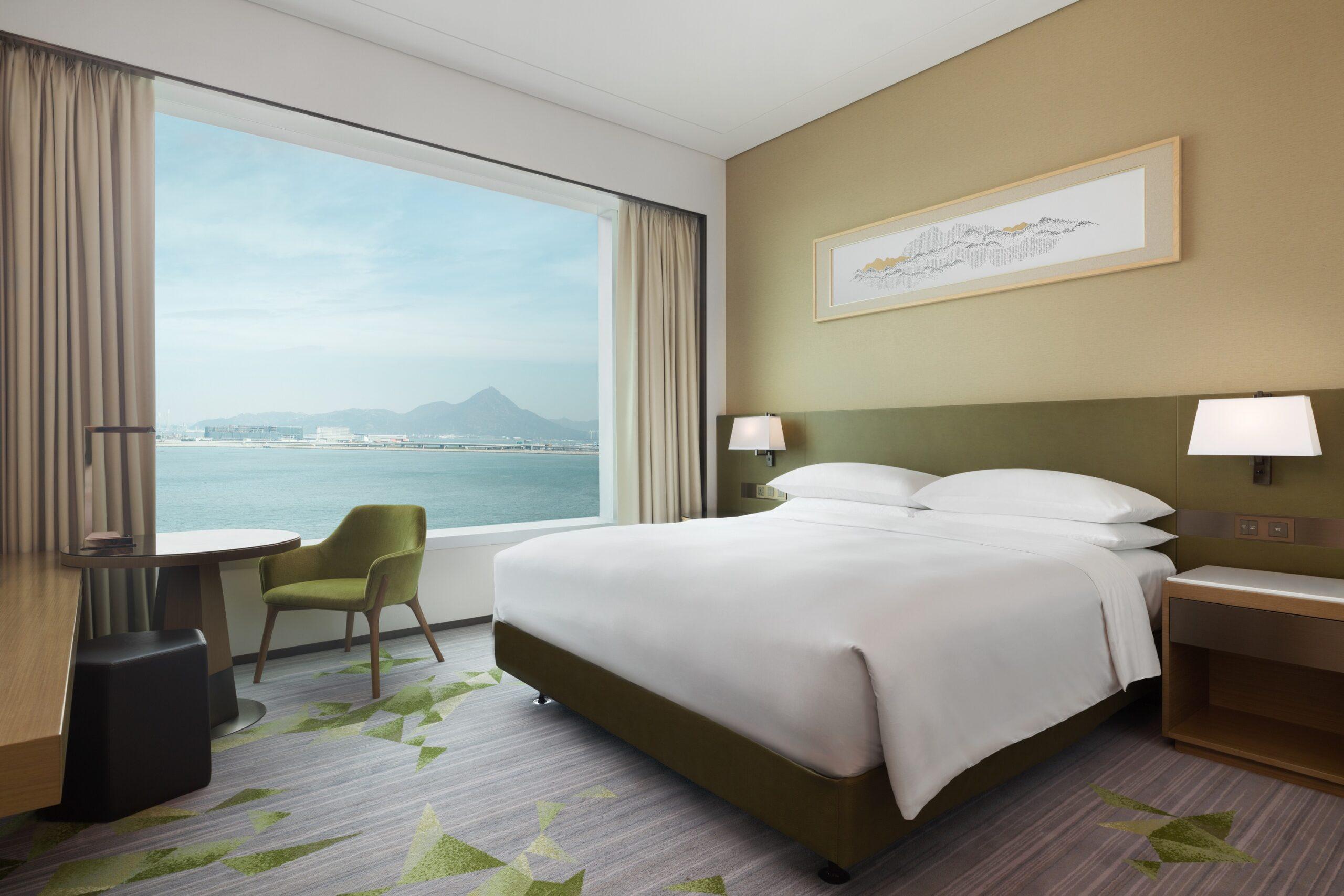 room at Sheraton Hong Kong tung Chung