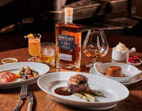 Grand Hyatt Steakhouse Launches