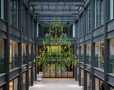 Green Christmas 2020 at The Mills: Through January 6
