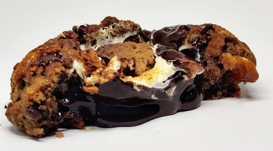 cookie vission spiced smores