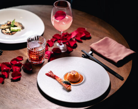 Red Sugar Celebrates Love with Exclusive Valentine's Day Cocktail Pairing Menu