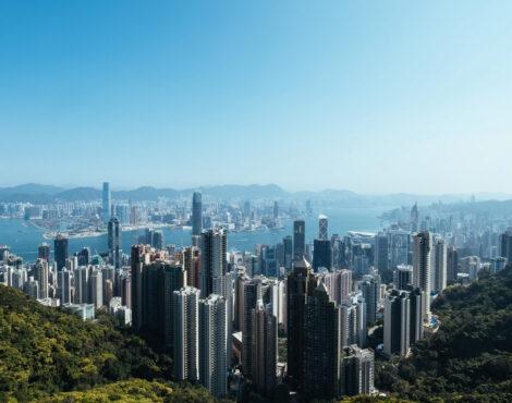 在香港在冬天在香港做的事情