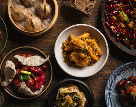 Mott 32 Launches Standalone Plant-Based Menu